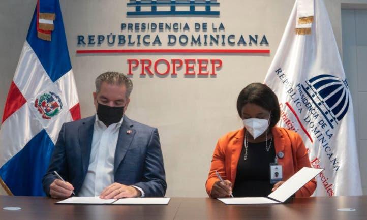 Propeep y gobernaciones firman acuerdos para impulsar desarrollo