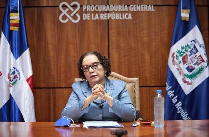 Miriam Germán Brito: PGR heredó más de 400 casos abiertos de gestión pasada