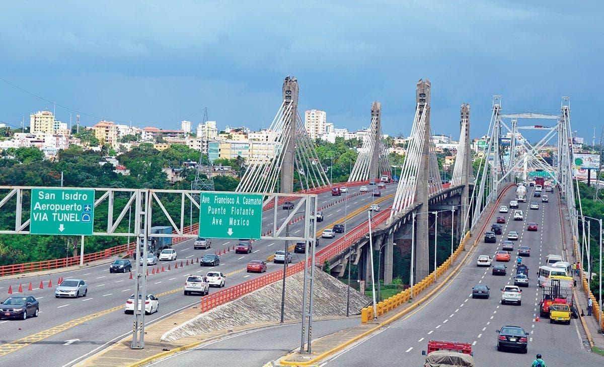 Intervendrán el puente Juan Bosch; inversión será superior a RD$40 millones