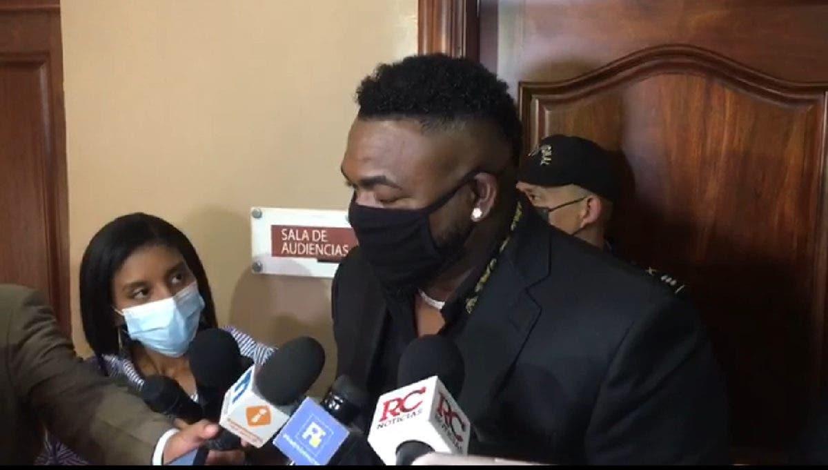 David Ortiz rechaza acusaciones en su contra; reservan fallo para 17 de junio