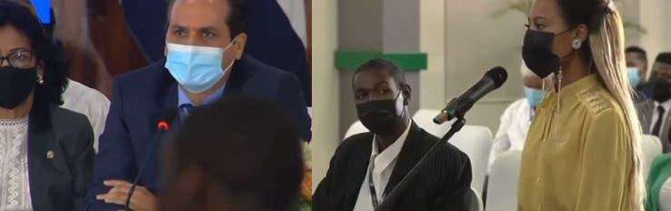 «Choque» verbal entre senador y una doctora por 30% AFP provoca «lluvias» de críticas