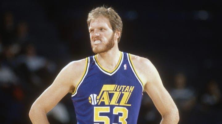 Muere Mark Eaton, leyenda de Utah Jazz, tras sufrir accidente