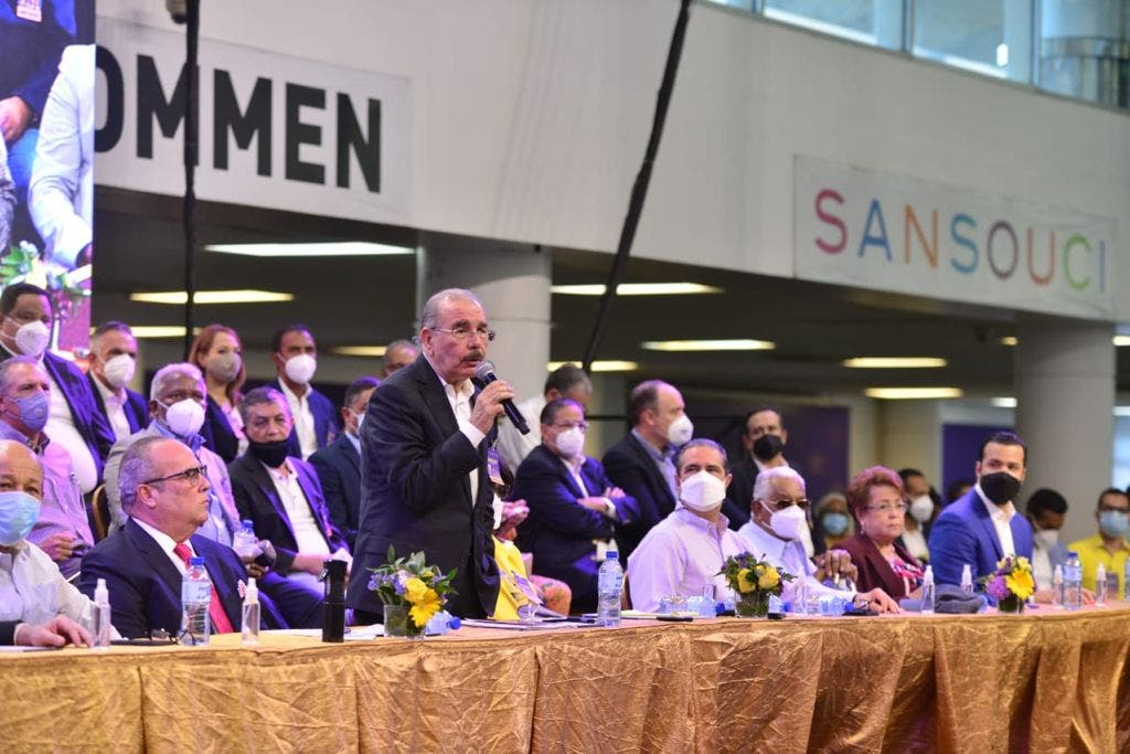 Danilo Medina: «No hoy razones para que el PLD no pueda ganar las elecciones del 2024»