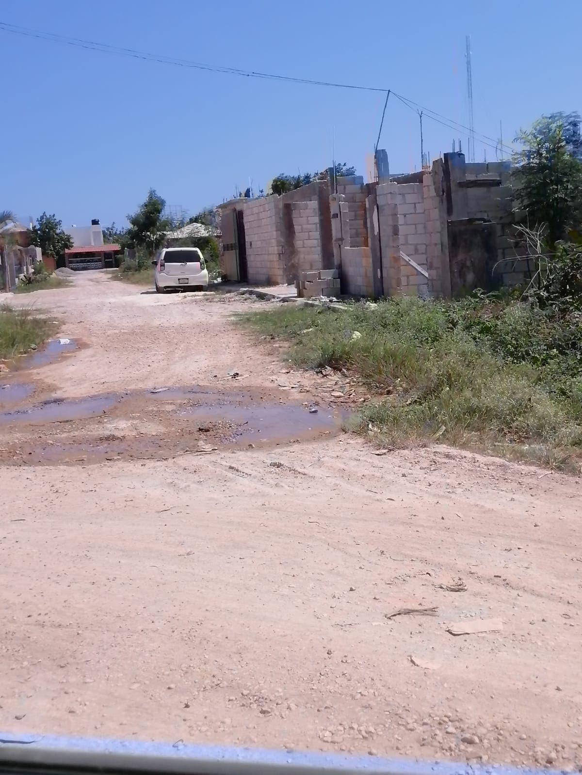 #DenunciasHOY| Moradores del sector Campo Lindo, en la Caleta demandan arreglo de calles