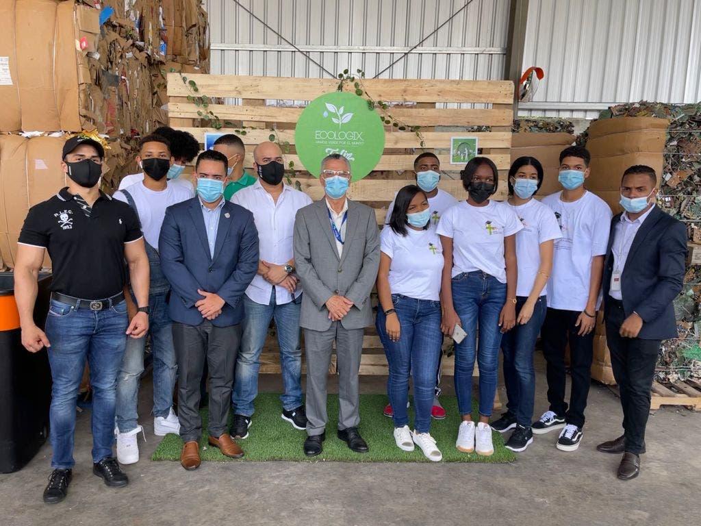Ayuntamiento SDE recicla más de 273 toneladas de desechos sólidos