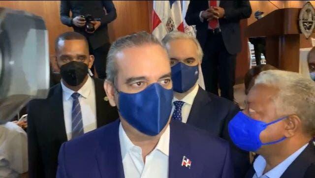 Abinader sobre diputado del PRM Miguel Gutiérrez: «Cada quien que pague por sus hechos»