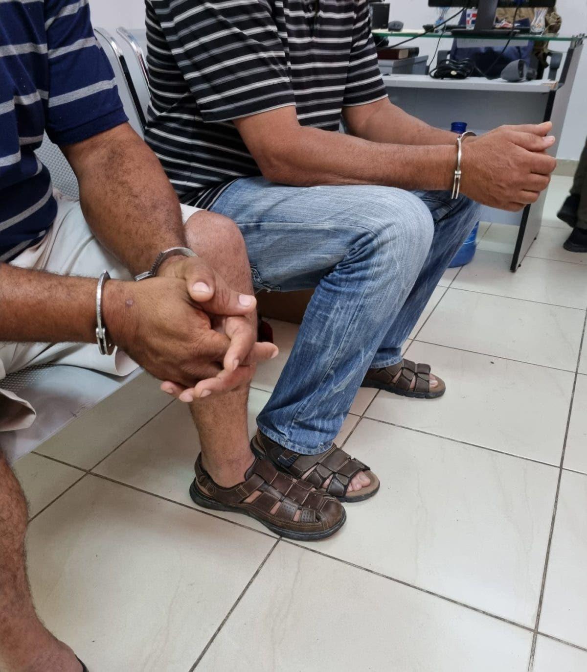 Apresan otros dos hombres vinculados a supuesta red de narcotraficantes de Bayahíbe