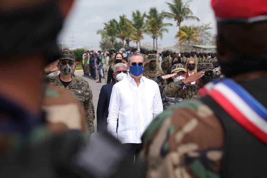 Militares tendrán mejora salarial a partir de este año, anuncia Abinader