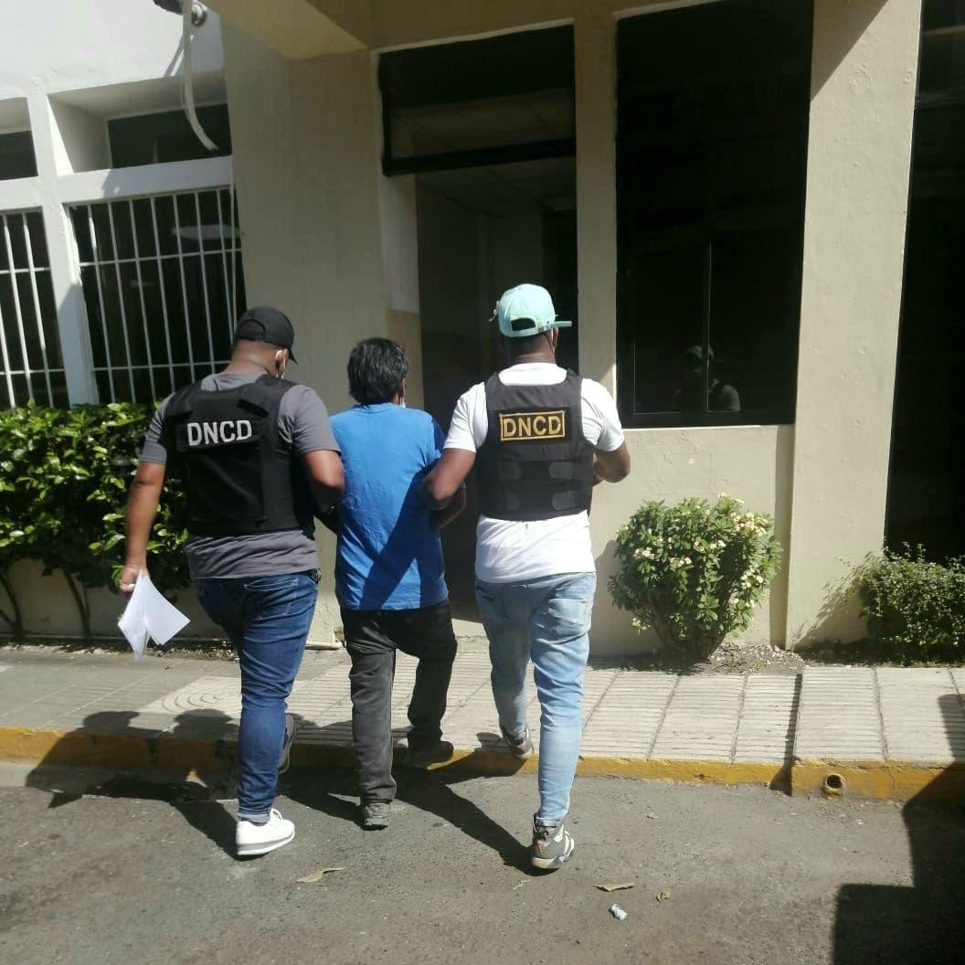 Capturan peruano vinculado a red que intentó llevar cocaína a Hong Kong