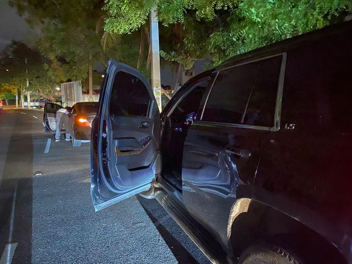 Ocupan dos kilos de cocaína en un vehículo abandonado tras persecución