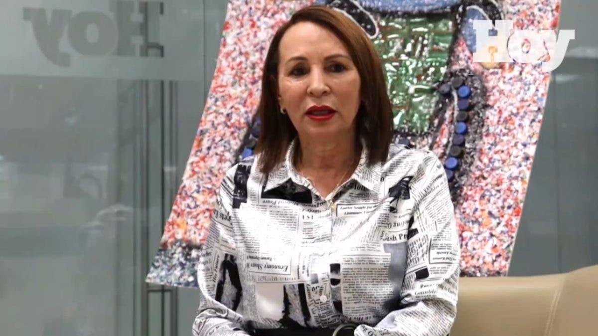 #MadresHOY | Altagracia Ortiz: «La maternidad para mí ha sido el mejor regalo»