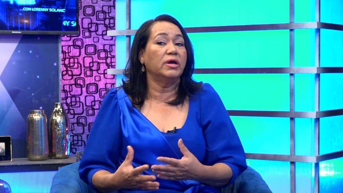 Julia Ortega, la empresaria de moda entrevistada por su hija Lorenny Solano en el Día de las Madres