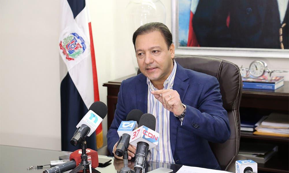 Abel Martínez califica de provocación desvío del Río Masacre