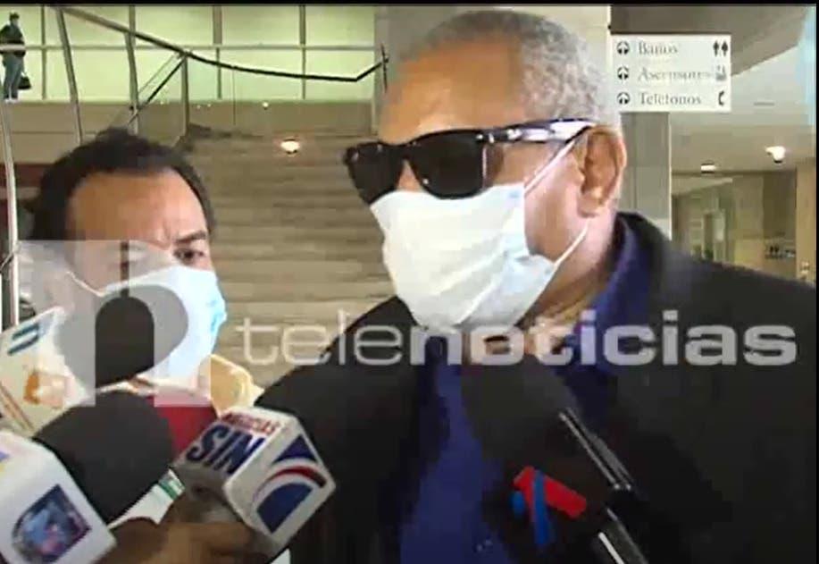 No vidente reveló comisión de fraude en Lotería Nacional sin autorización de su abogado