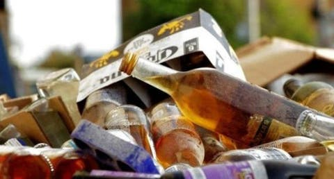 Incautan más bebidas adulteradas en La Romana