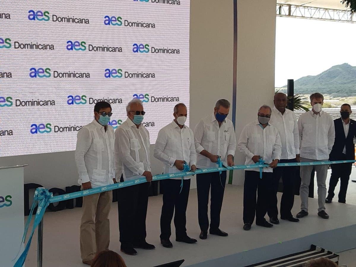 AES Dominicana inaugura parque de generación eléctrica de fuente solar