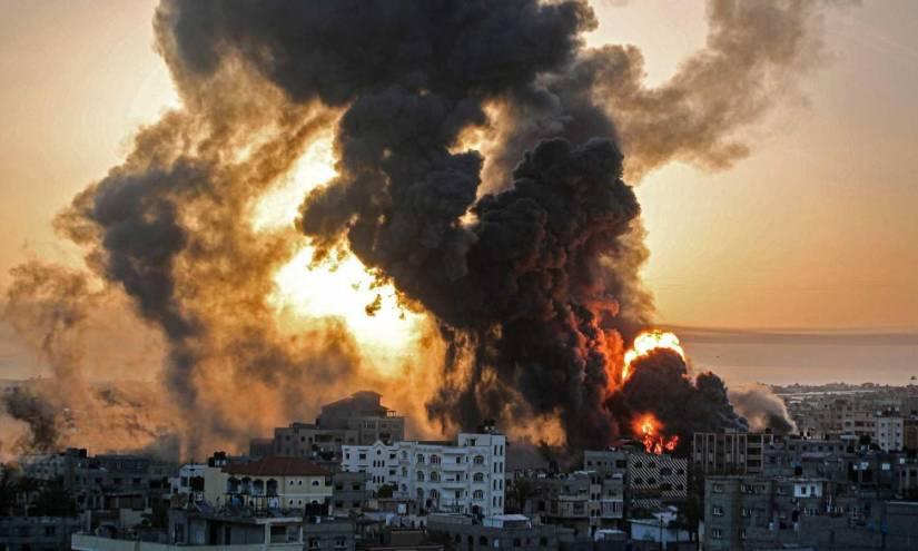 La ONU denuncia el uso de munición real israelí y la muerte de 10 palestinos