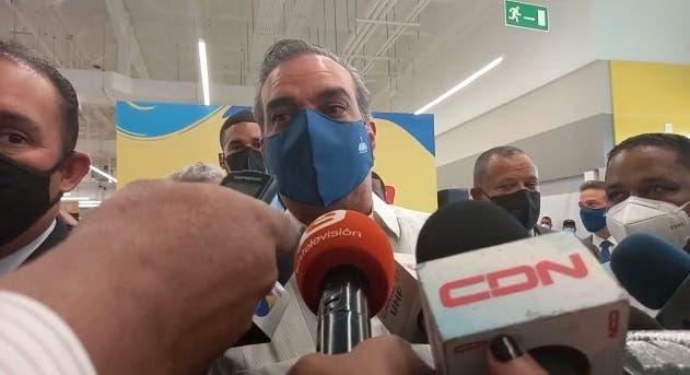 """Luis Abinader sobre fraude """"Quédate en Casa"""": «Todo el que cometa estafa tiene que pagarlo»"""