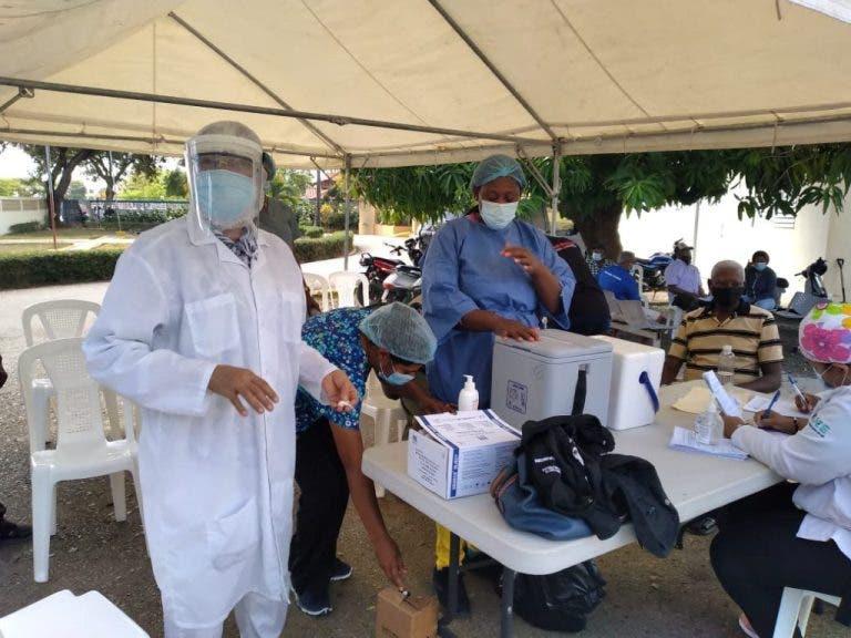 Centros de vacunación: Lugares donde puede vacunarse en el Distrito Nacional