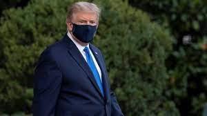 Donald Trump cree que es obvio que el coronavirus surgió en un laboratorio de Wuhan