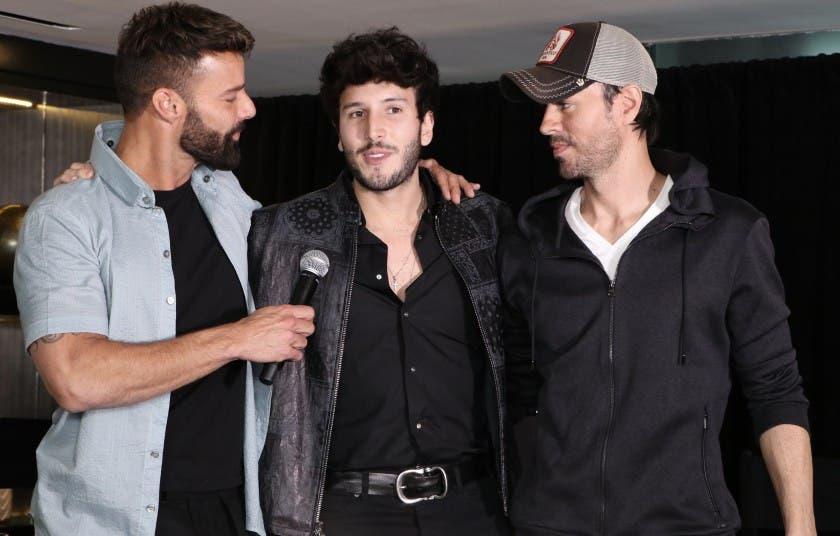Ricky Martin y Enrique Iglesias anuncian las fechas de su gira con Yatra