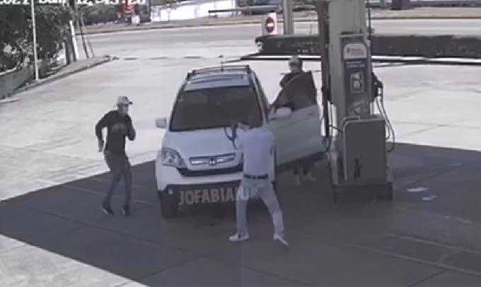 Apresan a uno de los dos autores del homicidio de un vigilante de estación combustible