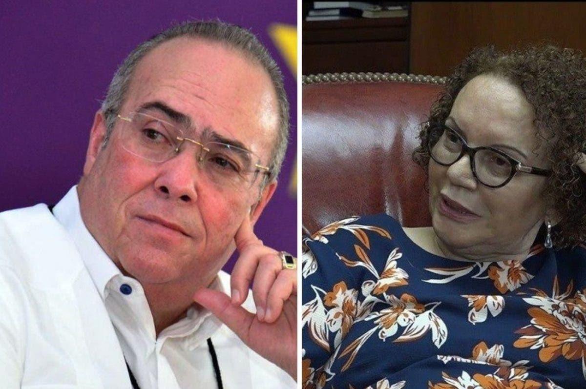 Miriam Germán a Charlie Mariotti: Luis Abinader nunca me ha dado instrucciones