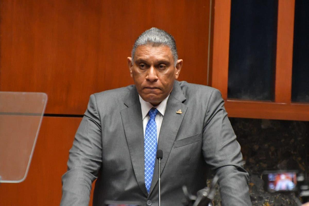 Ministro de Interior y Policía presenta ante el Senado Estado de Situación del ministerio