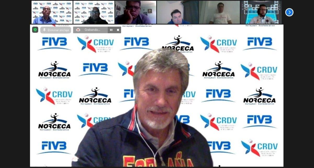 Centro Regional inicia curso mundial de Voleibol