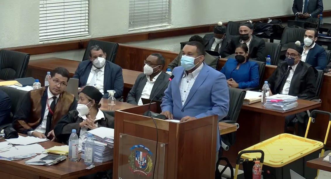 Las frases de Girón Jiménez que dejaron boquiabierto a varios en audiencia caso Coral