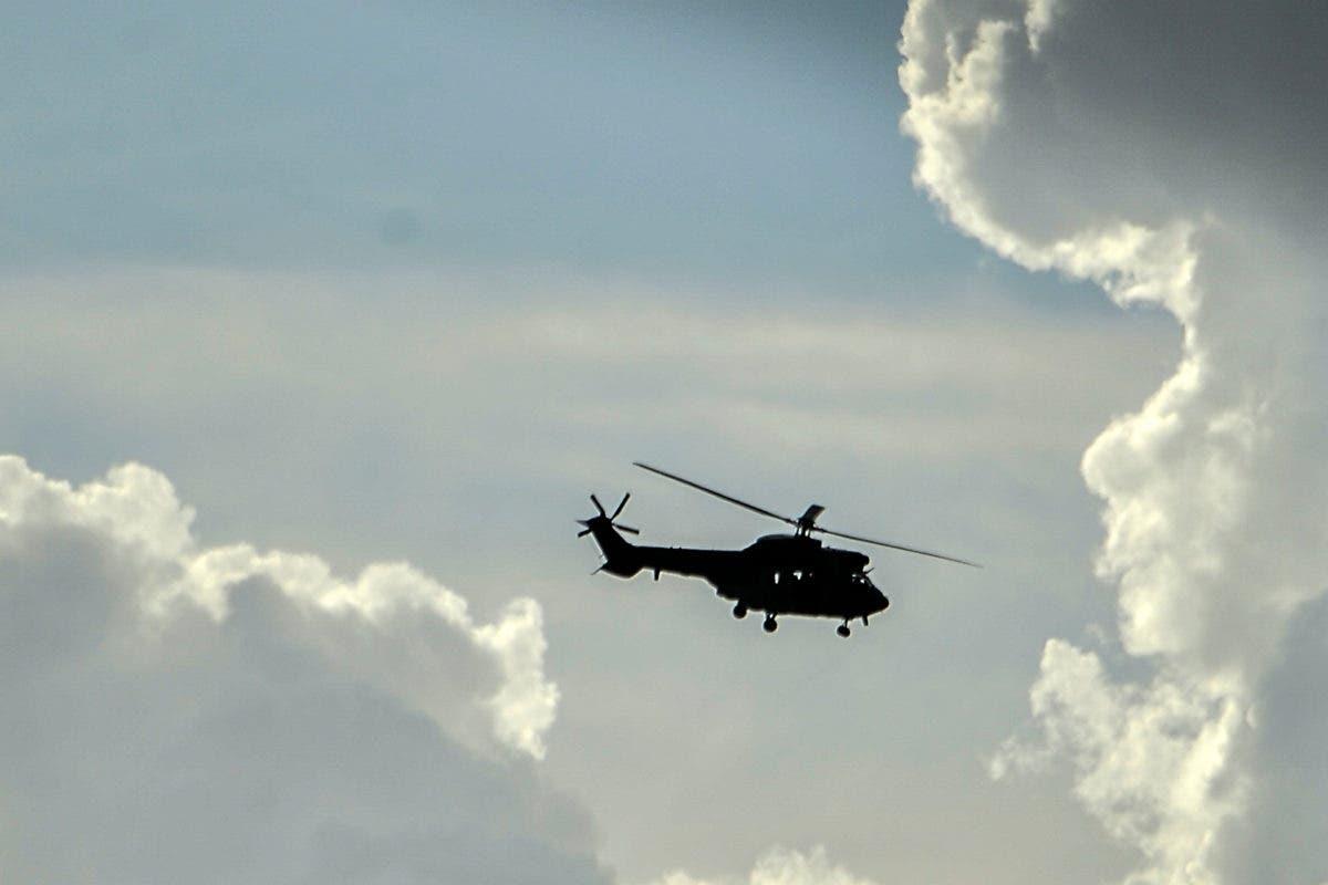 Cae helicóptero en accidente en Florida, aparentemente sin sobrevivientes