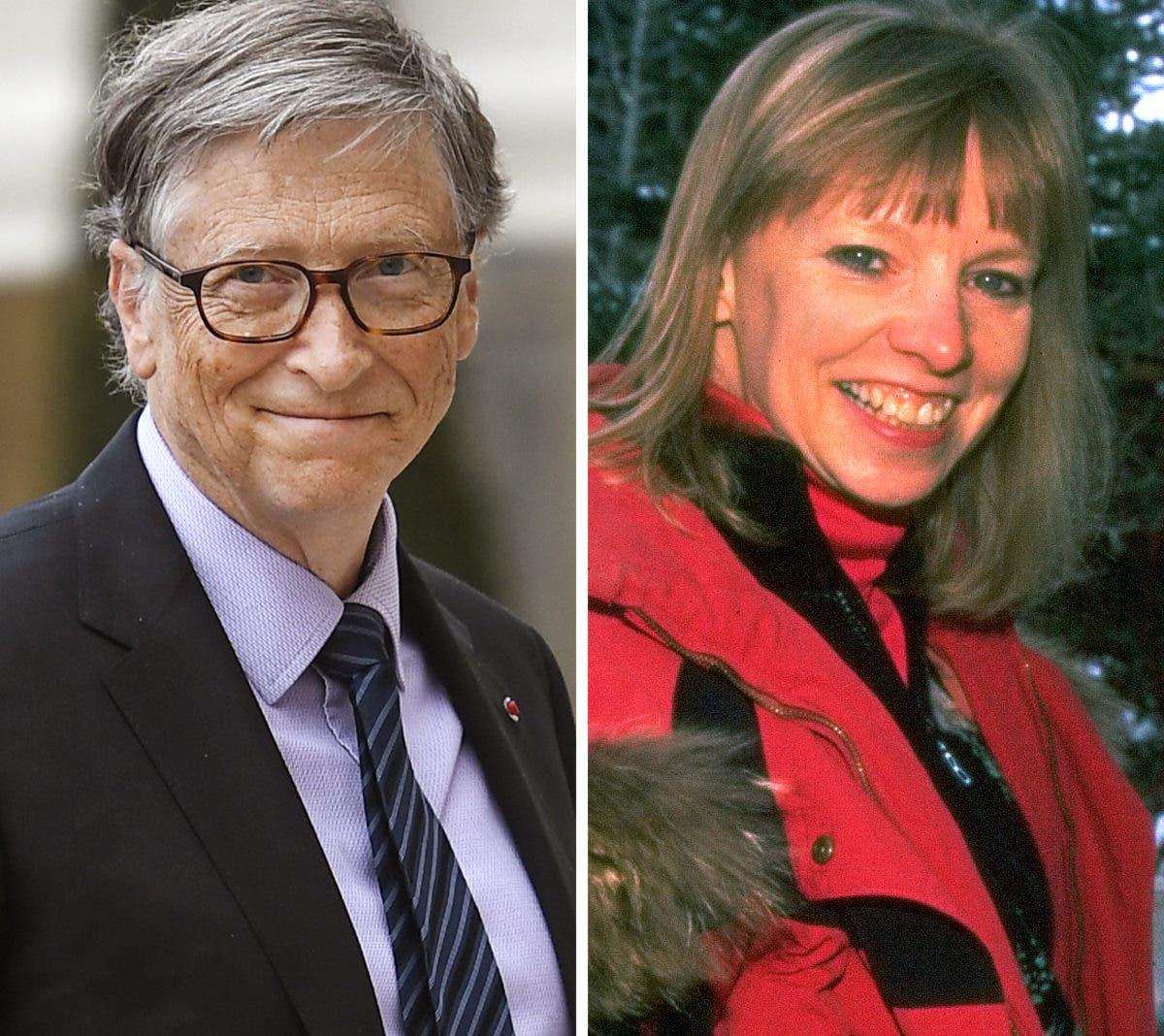 Bill Gates siguió viendo por años a una exnovia durante su matrimonio con Melinda