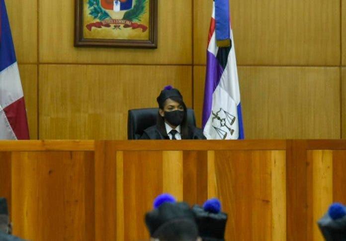 Jueza dictará el lunes coerción a imputados en Operación Coral