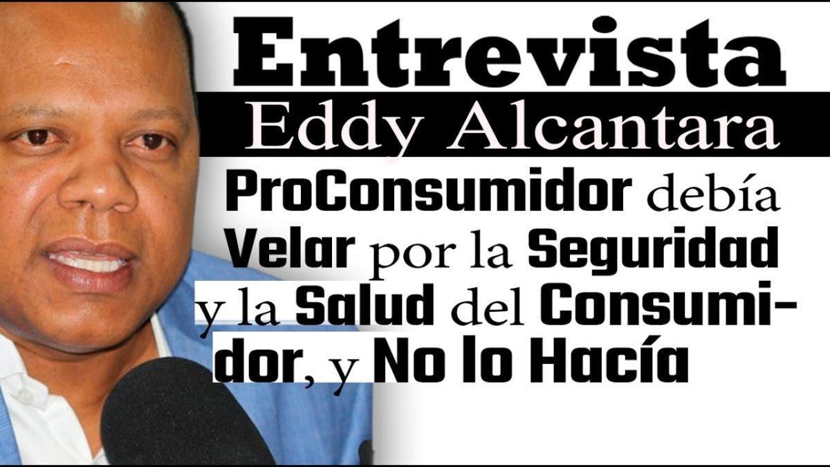 Entrevista a Eddy Alcántara en el programa Telematutino 11