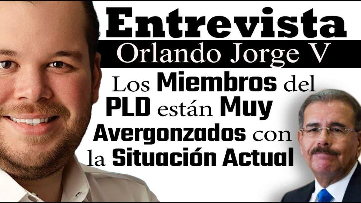 Entrevista a Orlando Jorge Villegas en el programa Telematutino 11