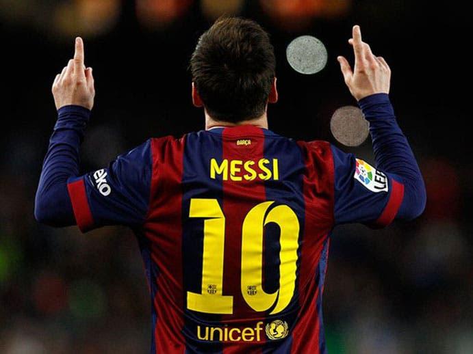 Dobletes de Messi y Salah en victorias de PSG y Liverpool