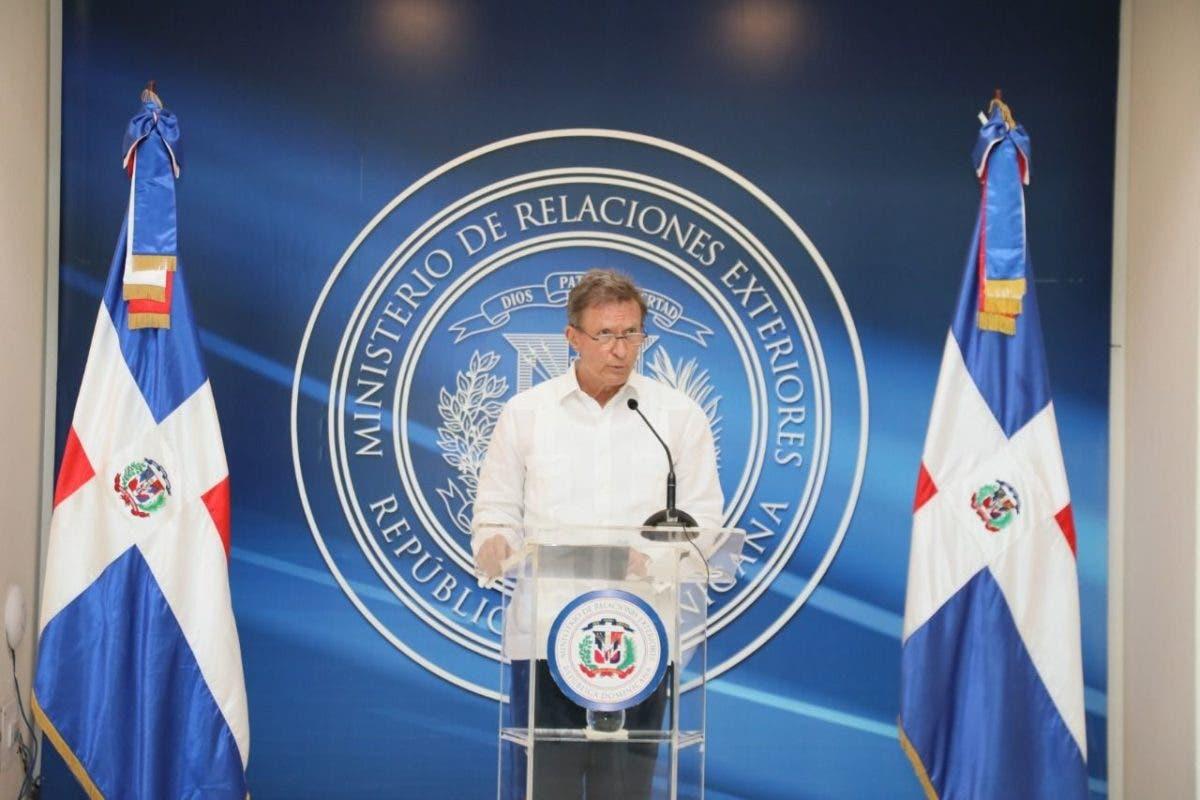 Gobierno dominicano expresa preocupación por escalada de violencia entre palestinos e israelíes