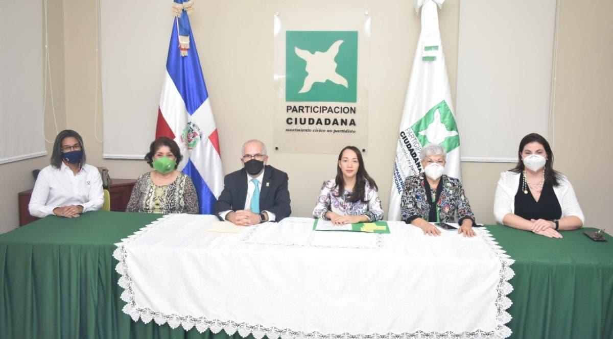 Participación Ciudadana fustiga impunidad y corrupción no cesan con gobierno del cambio