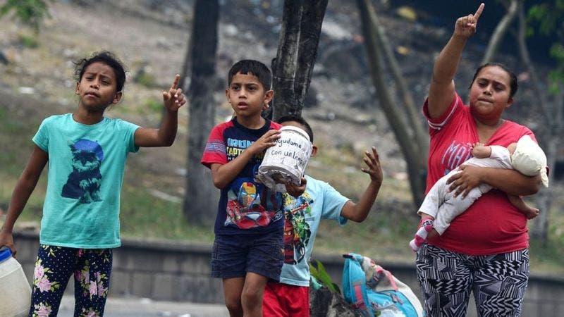 Los países latinoamericanos donde más aumentó la pobreza extrema durante la pandemia del COVID-19