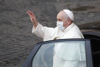 Papa recibe al presidente argentino tras sanción de aborto