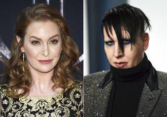 Esmé Bianco demanda a Marilyn Manson por abuso sexual