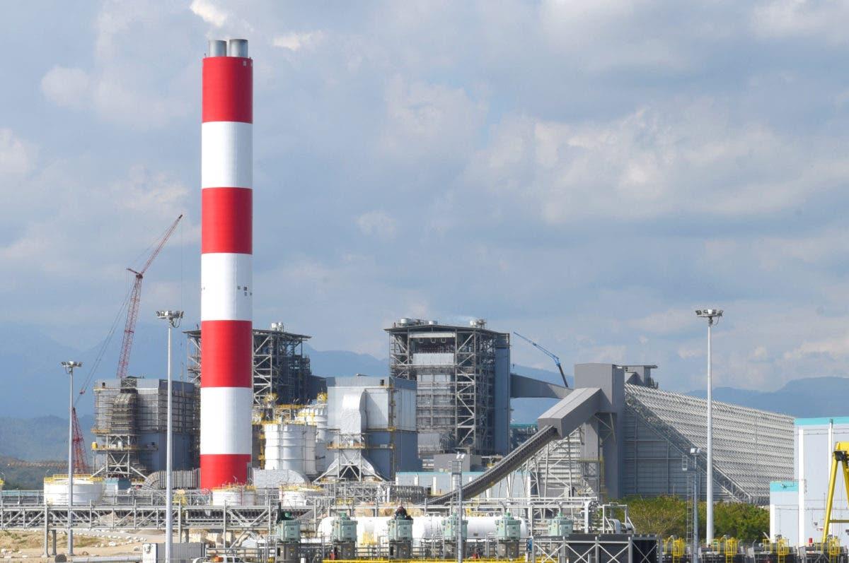 Energía y Minas: «Planta número uno de Punta Catalina se mantiene operando normal y con emisiones mínimas»