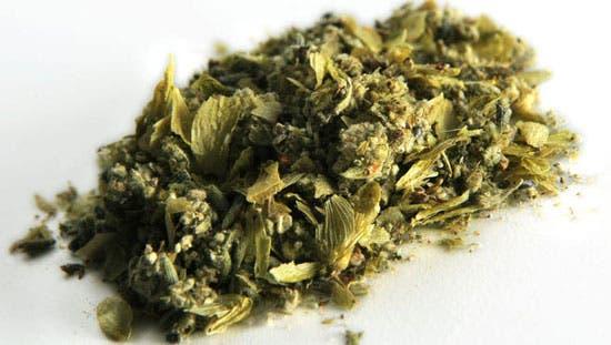 Decomisan marihuana sintética en el AILA