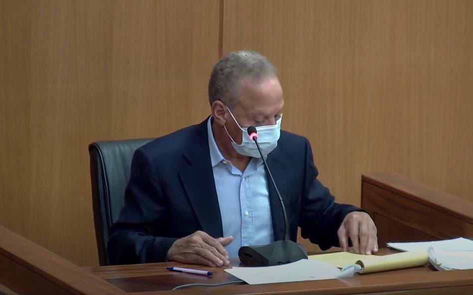 Pepca incorpora otras siete pruebas contra Ángel Rondón en juicio Odebrecht