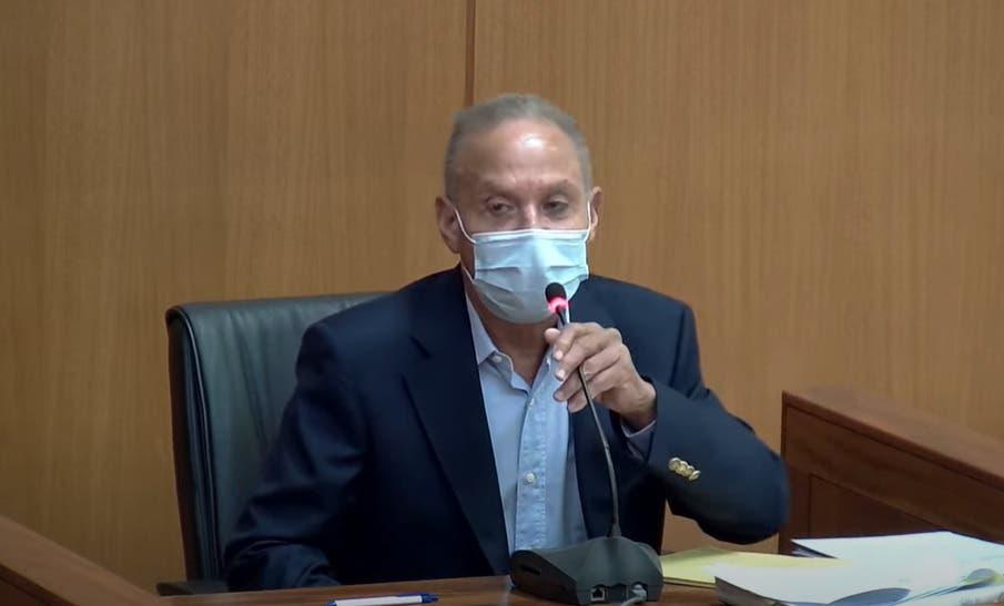 Caso Odebrecht   Ángel Rondón niega repartiera sobornos, asegura MP lo acusa con hojas de Excell