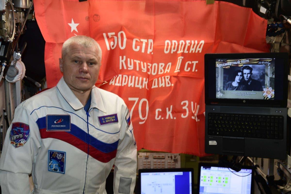 Senadora Ginette Bournigal propone astronauta elogió a RD sea declarado «embajador itinerante»