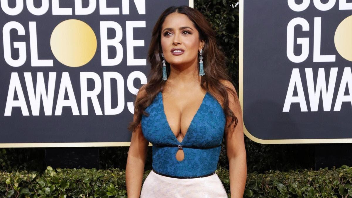 Salma Hayek revela por ser mexicana le negaron dos grandes protagónicos en Hollywood
