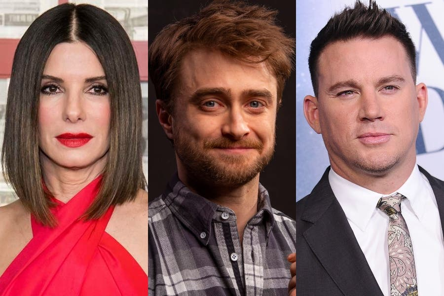 Sandra Bullock, Channing Tatum y Daniel Radcliffe están en RD para iniciar rodaje de película