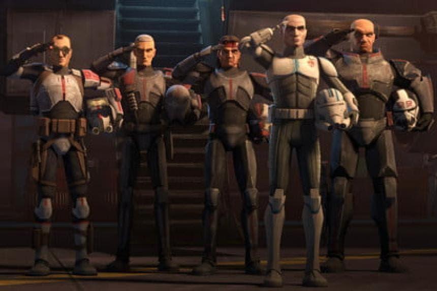 """Los clones más rebeldes dispuestos a dar guerra en """"Star Wars- The Bad Batch»"""