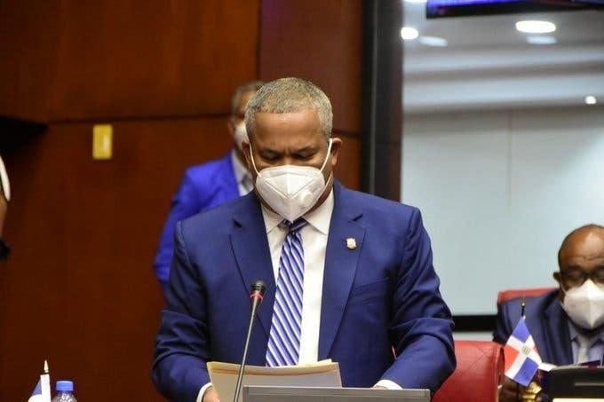 Senador Héctor Acosta denuncia contaminación Falcondo Xstrata Nickeldel